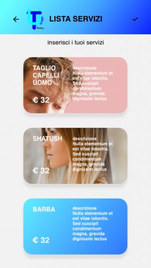 4 - scegli tra i servizi in elenco